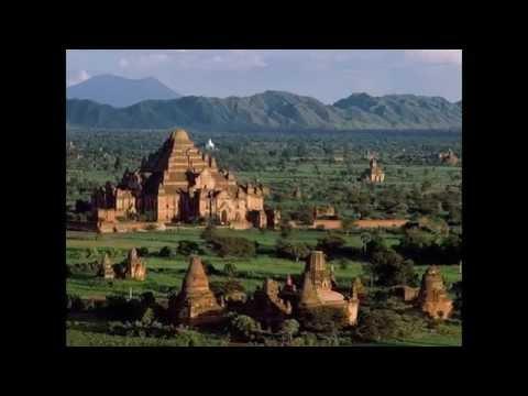 Нейпьидо (Мьянма) (HD слайд шоу)! / Nayp
