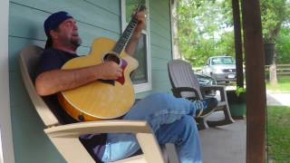 Kyle Mathis-Ballad of Spider John (cover)
