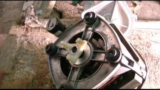 How To Replace Motor Coupler--Whirlpool Direct-Drive Washer
