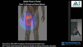 Cell Phones Are Not Radiation Tested in the Pocket States Dr. Devra Davis