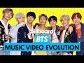 BTS Music Evolution No More Dream to IDOL Billboard