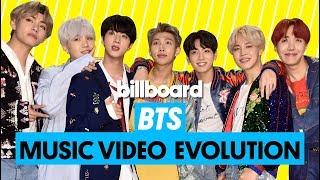 BTS Music Video Evolution: 'No More Dream' to 'IDOL' | Billboard