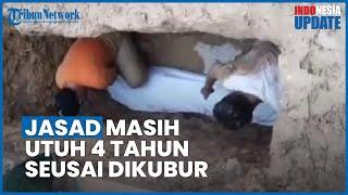 Jasad KH Baidlawi Bondowoso Masih Utuh seusai 4 Tahun Dimakamkan, Sang Anak Ungkap Sosoknya