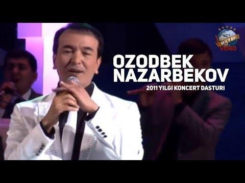 Ozodbek Nazarbekov - 2011 yilgi konsert dasturi
