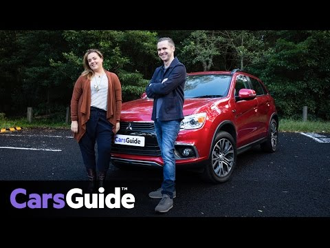 Mitsubishi ASX LS 2017 review | Torquing Heads video