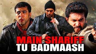 Main Shariff Tu Badmaash (Aadhi-Bhagavan) New Released Hindi Dubbed Movie | Jayam Ravi