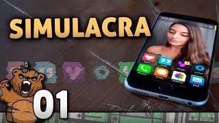 Finalmente completando o jogo!   Simulacra #01 - Gameplay Português PT-BR