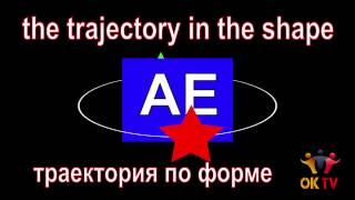 Форма траектории в Афтер Эффектс