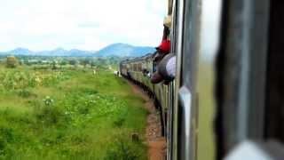 preview picture of video '20130322 - treinreis Morogoro - Mwanza'