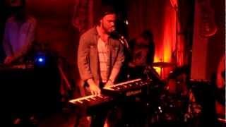 Ásgeir Trausti - Lupine Intrigue (live in LA @ Bardot 03.18.13)
