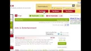 How To Find Good Products To Sell From Clickbank-Best ClickBank Products For Promote