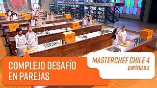 Capítulo 5 | MasterChef Chile 4