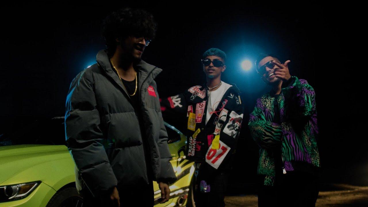 Seedhe Maut - 'Nanchaku' ft MC STΔN | Azadi Records