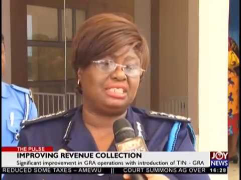 Improving Revenue Collection - The Pulse on JoyNews (20-9-18)