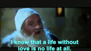 """[Movies Love Quotes] EVER AFTER : A CINDERELLA STORY - """"A life without love is not a life at all"""""""