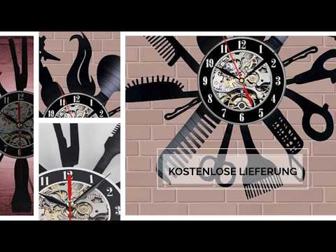 Wanduhren & XXL Wanduhren auf Deal-Butler.com