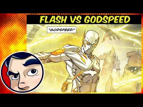 "Flash ""Flash Vs Godspeed"" - Rebirth Complete Story | Comicstorian"