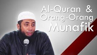 Al Quran Dan Orang Orang Munafik