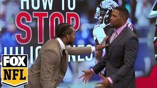 Download Youtube: Josh Norman demonstrates how to stop Julio Jones | FOX NFL SUNDAY