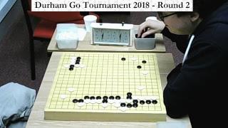 Durham Go Tournament 2018 - Round 2