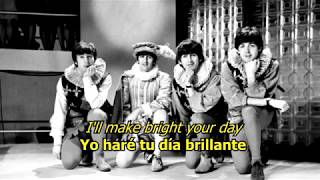 Tell me what you see - The Beatles (LYRICS/LETRA) [Original]