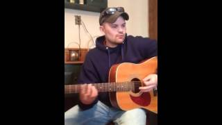 Jon Pardi- When I've Been Drinking (cover by Thomas Danley)