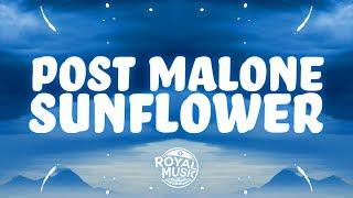 Post Malone, Swae Lee - Sunflower (Lyrics) 🎵