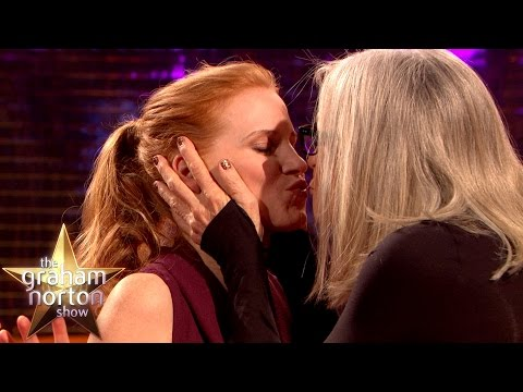 Rozverná Diane Keaton - The Graham Norton Show