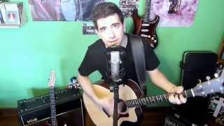 Paper Rockets - Something's Gotta Give (All Time Low Acoustic Cover)