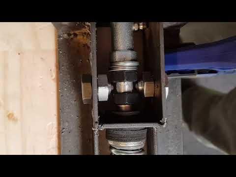 DIY Sim Sequential Shifter Racing (Easy & Cheap) - смотреть