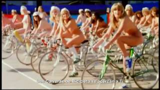 Queen - Bicycle Race (Subtitulado)