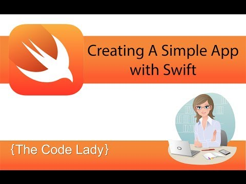 Learn how to build apps – Build a  Basic App with Swift Programming Language