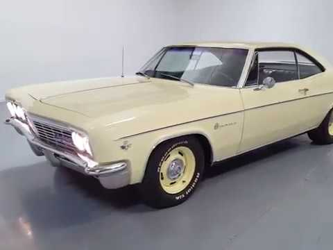 Video of '66 Impala - MZ6U