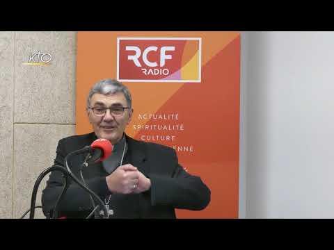 Mgr Moutel : La Résurrection se fera dans nos pauvretés