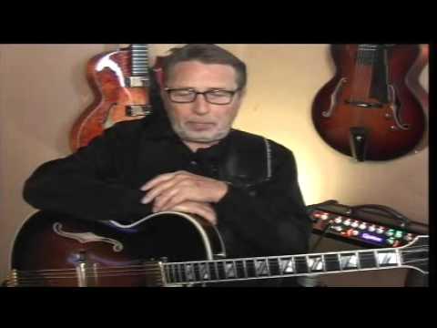 Tenderly Jazz Guitar chord melody