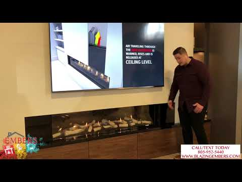 Regency New York View 72″ Linear Modern Direct Vent Fireplace Review