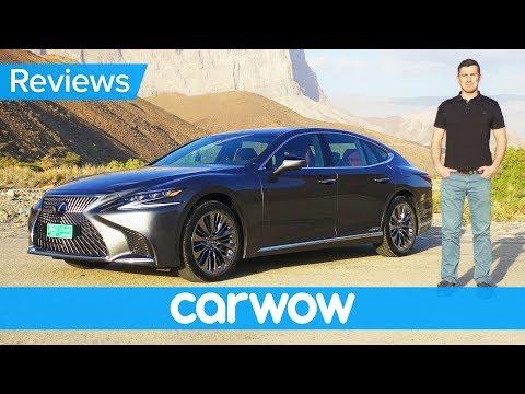 New Lexus LS 2018 review - finally better than a Mercedes S-Class?