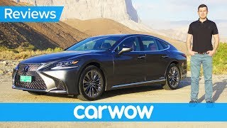 New Lexus LS 2018 review - finally better than a Mercedes S-Class?
