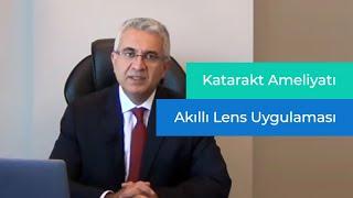 katarakt ameliyatında akıllı lensler