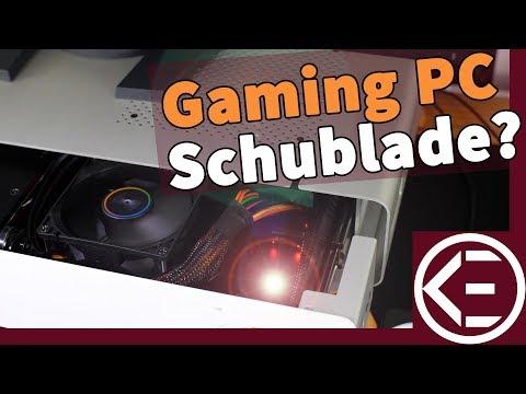 HIGH END GAMING PC in einer SCHUBLADE | Cryorig TAKU - ein einzigartiges Gehäuse?!