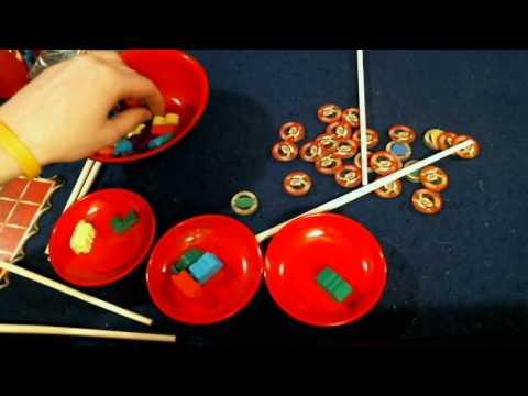 Bower's Game Corner: Chopstick Dexterity MegaChallenge 3000 Review