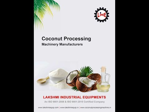 Virgin coconut Oil Extraction Machine