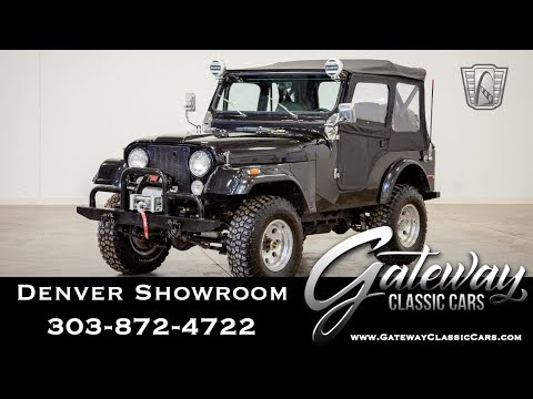 1976 Jeep CJ5 (CC-1340903) for sale in O'Fallon, Illinois