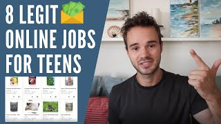 How To Make Money As A Teen Online - 8 Legit Job Ideas