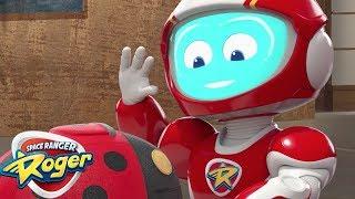 Cartoons for Children   Space Ranger Roger Mega Mix   Cartoon Compilation   Cartoons for Kids