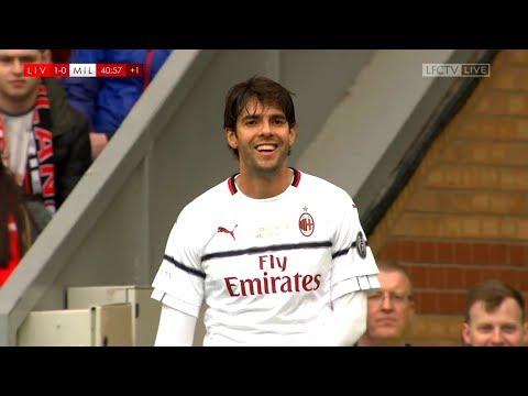 Ricardo Kaká vs Liverpool (Legends) 23.03.2019