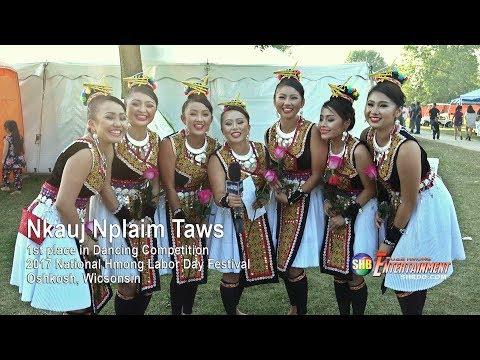 SUAB HMONG E-NEWS:  Nkauj Nplaim Taws, 1st place Dancing Competition at 2017 NHLDF