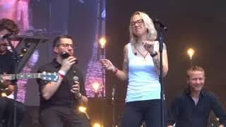 Stefanie Heinzmann - On Fire auf der Kielerwoche 2018