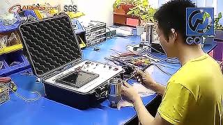 Transformer Loss Parameter Impedance Test Equipment No-load Loss Parameters Tester for Sale youtube video