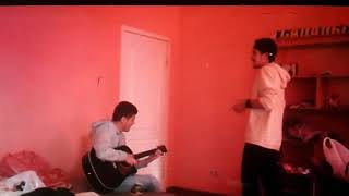 Руслан Тушенцов поёт || Здравствуй, мама || Армейские песни || влог Юлика